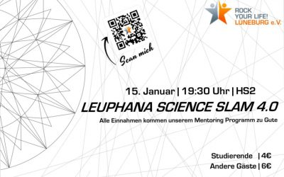 LEUPHANA SCIENCE SLAM 4.0